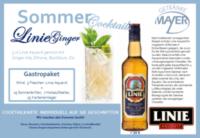 Sommercocktails Linie