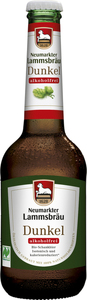 Neumarkter Lammsbräu Dunkel Alkoholfrei 0,33l