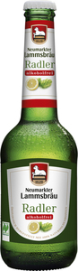 Neumarkter Lammsbräu Radler Alkoholfrei 0,33l