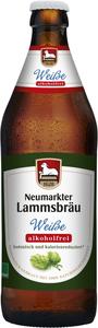 Neumarkter Lammsbräu Weiße Alkoholfrei 0,5l