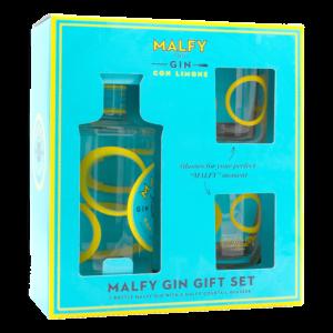 Malfy-Gin-Con-Limone-Geschenkset-mit-2-Tumbler